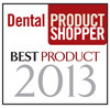 Dental Product Shopper 2013 Best Product Award for Build-It FR